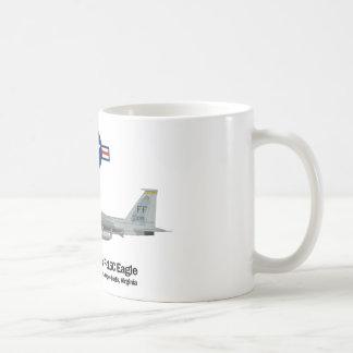 Caneca De Café F-15C Eagle