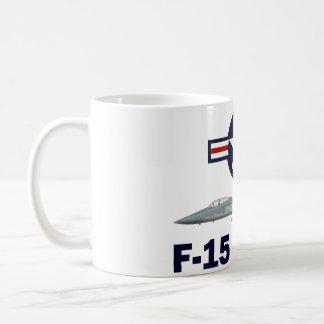 Caneca De Café F-15C Eagle 94th fighter Squadron