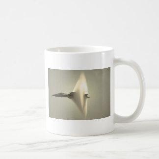 Caneca De Café F-18 Sonic Boom
