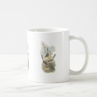 Caneca De Café Fairywren Roxo-coroado
