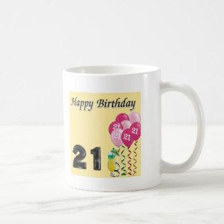 Caneca De Café Feliz aniversario - 2ø
