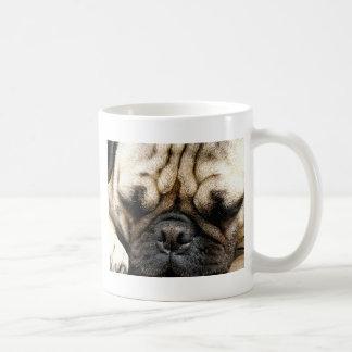 Caneca De Café Filhote de cachorro do Pug