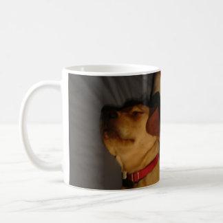 Caneca De Café Filhote de cachorro do sono