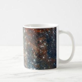 Caneca De Café Fim-acima da nebulosa do Tarantula