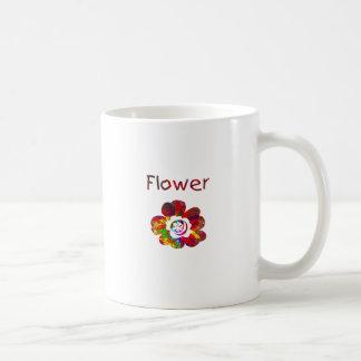 Caneca De Café Flor