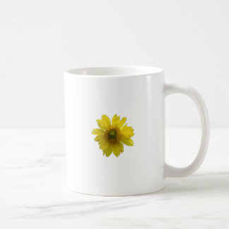 Caneca De Café Flor amarela