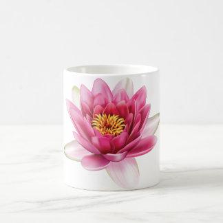 Caneca De Café Flor de Lotus