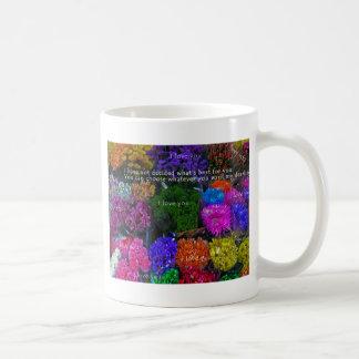 Caneca De Café flores