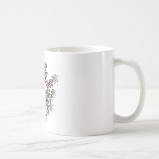 Caneca De Café Flores de maio