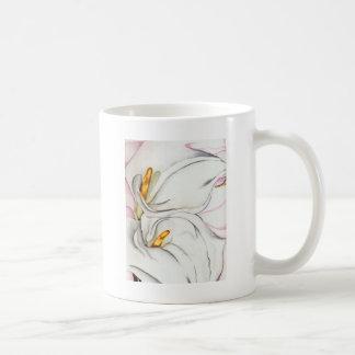 Caneca De Café Flores na flor