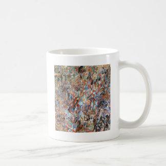 Caneca De Café Fórmula do primavera por Pavel Filonov