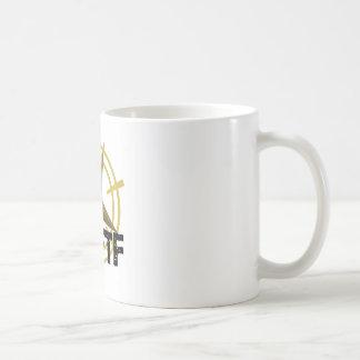 Caneca De Café FTF com compasso
