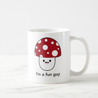 Caneca De Café Fungos de cogumelo bonitos