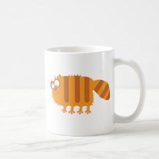 Caneca De Café Gato engraçado