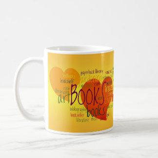Caneca De Café Gênero da leitura do amante de livro
