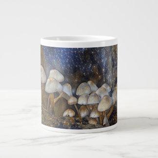 Caneca De Café Gigante Cogumelo mágico