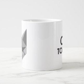 Caneca De Café Grande CatTorrent