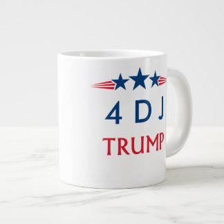 Caneca De Café Grande Donald Trump 2016