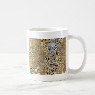Caneca De Café Gustavo Klimt - o beijo