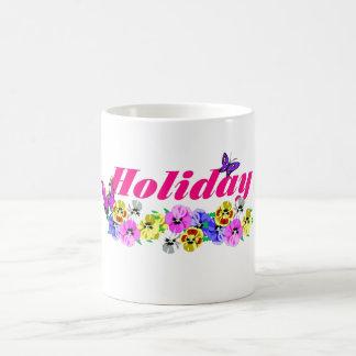 Caneca De Café Holiday