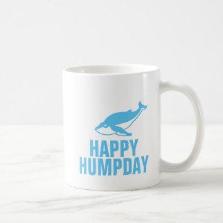 Caneca De Café Humpday feliz