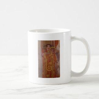Caneca De Café Hygeia por Gustavo Klimt
