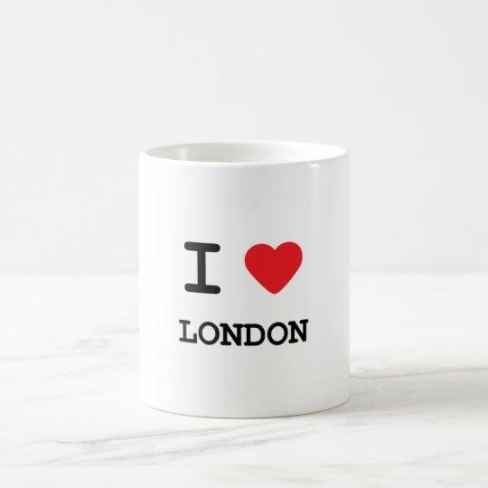 Caneca De Café I-love-london