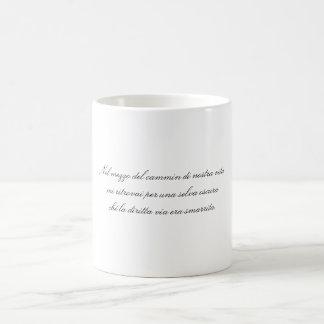 Caneca De Café Incompletamente com a viagem de nossa vida