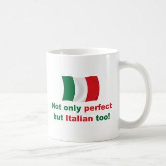 Caneca De Café Italiano perfeito