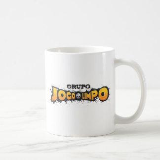 Caneca De Café Jogo Limpo
