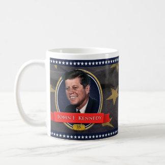 Caneca De Café John F. Kennedy
