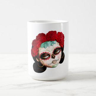 Caneca De Café La Catrina - Diâmetro de Los Muertos Menina