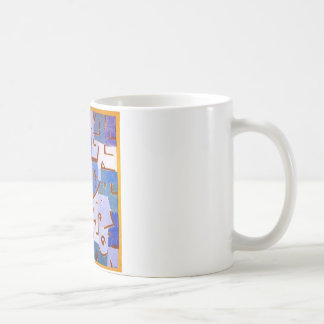 Caneca De Café Legenda do Nile por Paul Klee