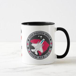 Caneca de café Lg do jogador