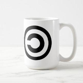 Caneca De Café Liberdade de Copyleft