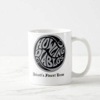 Caneca De Café logotipo, a fermentação a mais fina de Detroit