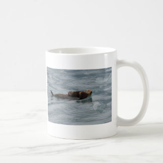 Caneca De Café lontra de mar