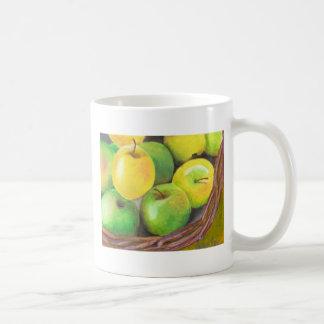 Caneca De Café maçãs