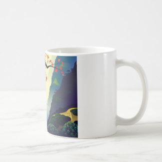 Caneca De Café Maneira da água (cheio)