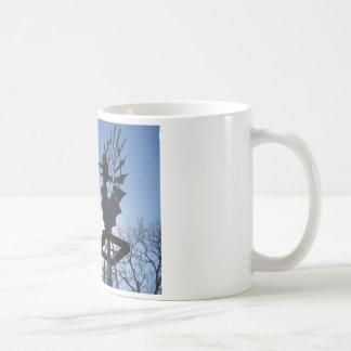 Caneca De Café Manhã do moinho de vento