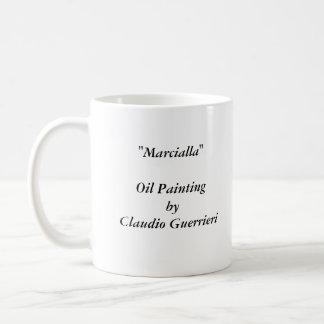 Caneca De Café Marcialla