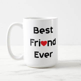 Caneca De Café Melhor amigo nunca