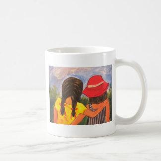 Caneca De Café Melhores amigos para sempre