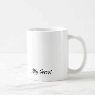 Caneca De Café Meu herói!