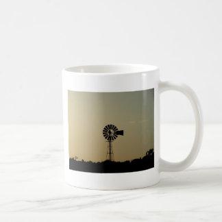 Caneca De Café Moinho de vento