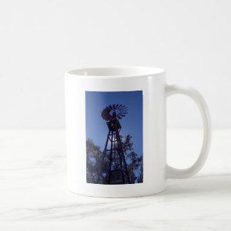 Caneca De Café Moinho de vento elevado