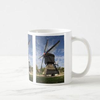 Caneca De Café Moinho de vento holandês