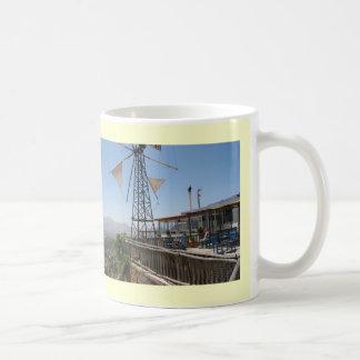 Caneca De Café Moinhos de vento de Crete