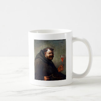 Caneca De Café monge