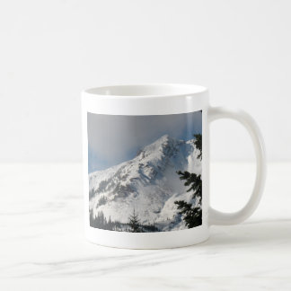 Caneca De Café Monitore Ridge no lago mount Saint Helens desde